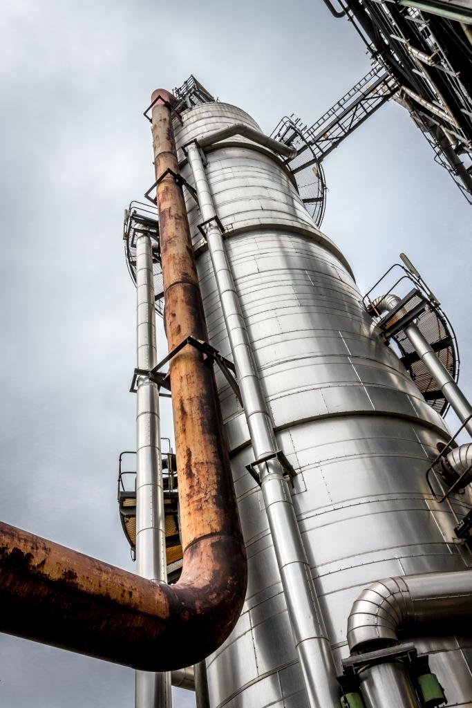 BP Rotterdam Refinery