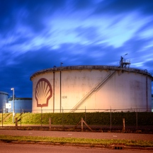 Shell Pernis Refinery