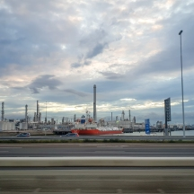 Shell Refinery, Pernis