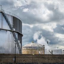 Esso Botlek Refinery, Rotterdam
