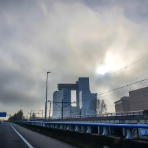 Voorburg, A12, The Netherlands