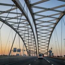Van Brienenoordbrug, A16, Rotterdam