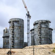 HES Hartel Tank Terminal, Maasvlakte