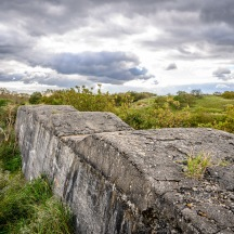 Atlantikwall - Anti-tank Wall