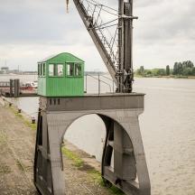 Antwerp Docks