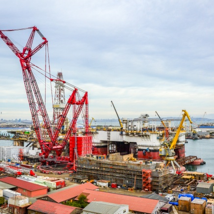 Caspian Shipyard, Baku