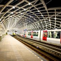 Rotterdam Metro Line E terminus, Den Haag